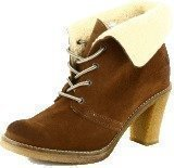 Marc O Polo Ankle Boot Brown Suede