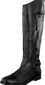 Marc O Polo Flat Heel Long Boot 990 Black