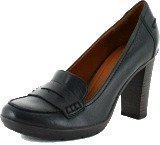 Marc O Polo Loafer Black Leather