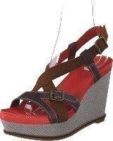 Marc O Polo Sandal 3161 Cognac