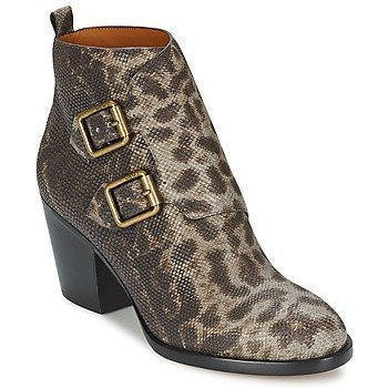 Marc by Marc Jacobs BUCKLE BOOT ANKLE BOOT HEEL nilkkurit