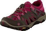 Merrell All Out Blaze Sieve Boulder/Fuchsia