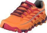 Merrell All Out Peak Orange/Parachute Purple