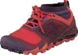 Merrell All Out Terra Trail Wild Plum/Red