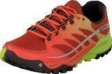 Merrell Allout Charge Spicy Orange/Lime Green