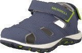 Merrell Aquasquirt Deck Junior