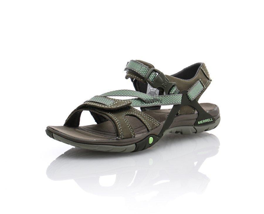 Merrell Azura Strap Sandaalit Vihreä