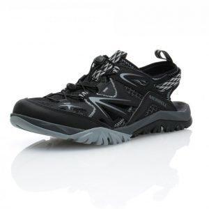 Merrell Capra Rapid Sieve Sandaalit Musta