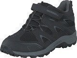 Merrell Hilltop Mid Quick Close WTPF Black