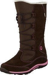 Merrell Jungle Moc Boot Wtpf Brown / Pink