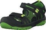 Merrell ML-G Hydro Rapid Black/Green