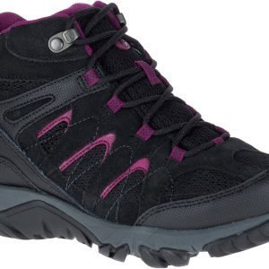 Merrell N.Outmost Mid Vent Gtx Kengät