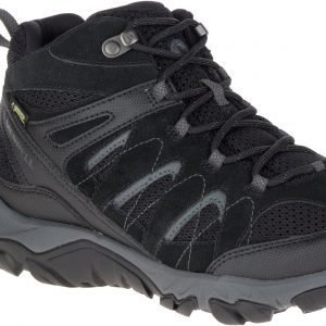 Merrell Outmost Mid Vent Gore Tex Kengät Musta