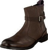 Mexx Abel 4B LTHR Shoe Dark Brown