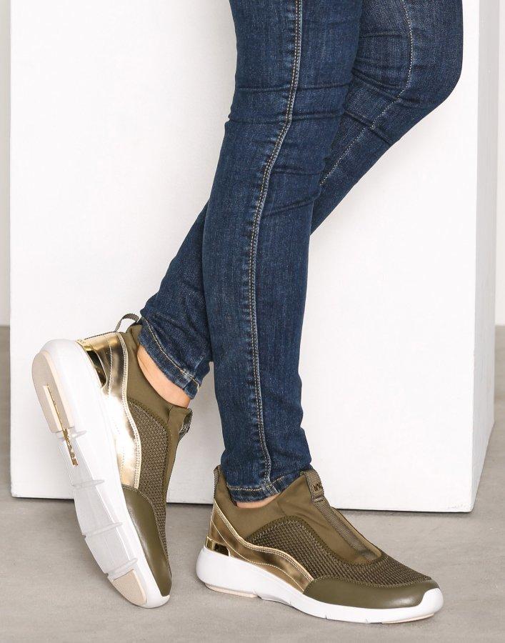Michael Kors Ace Sneaker Slip-On Kengät Olive