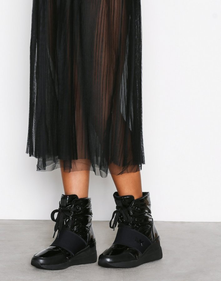 Michael Kors Shay Boot Bootsit Musta