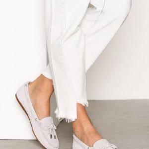 Michael Kors Sutton Moc Loaferit Aluminum