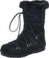 Moon Boot Butter Mid Black