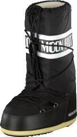 Moon Boot Moon Boot Nylon Black