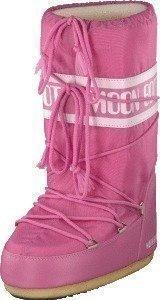 Moon Boot Moon Boot Nylon Pink