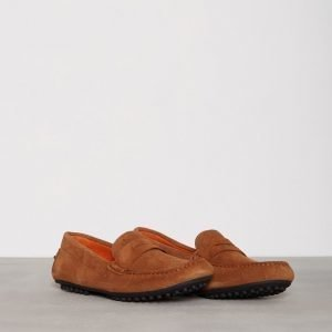Morris Agira Car Shoe Pukukengät Camel
