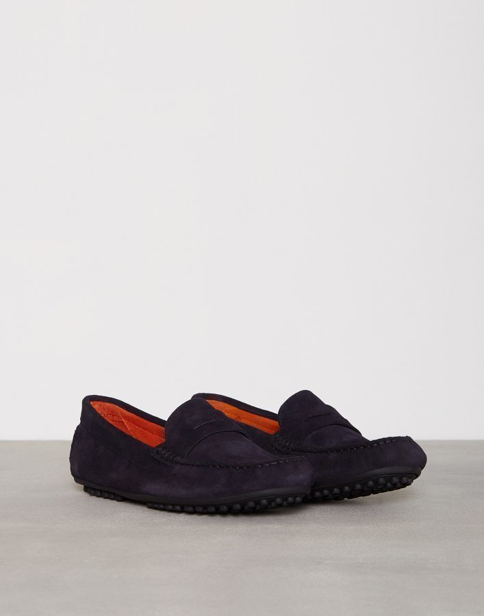 Morris Agira Car Shoe Pukukengät Navy