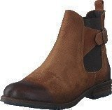 Mustang 2853510 Women's Boot Chestnut