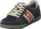 Mustang 4007315 Black/ Red 95 Schwarz/ Rot