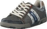 Mustang 4007317 Men's Lace-Up Shoe Stone/ Grey
