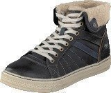 Mustang 4081602 M High Top Sneakers Graphite