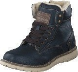 Mustang 4107602 Men's Boot Navy