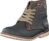Mustang 5032604 Youth Lace Bootie Graphite