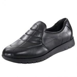 Naturläufer Kengät Musta