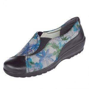 Naturläufer Kengät Musta / Sininen Monivärinen