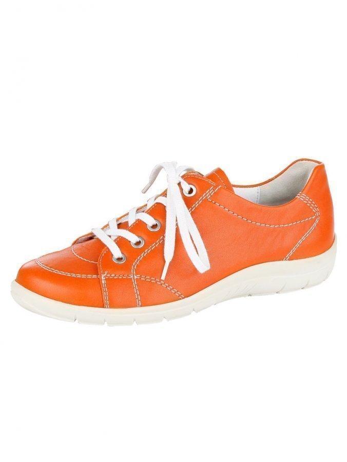Naturläufer Nauhakengät Oranssi