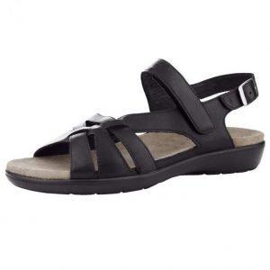 Naturläufer Sandaalit Musta