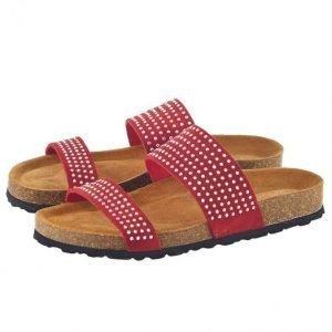 Naturläufer Sandaalit Punainen