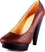 Nelly Shoes Himla / Brown