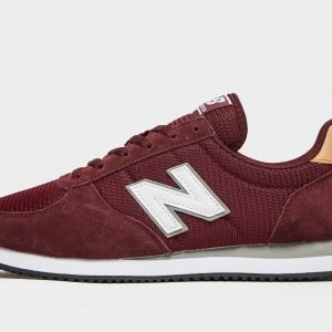 New Balance 220 Burgundy / Tan / White
