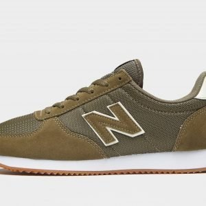 New Balance 220 Contrasted Olive