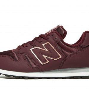 New Balance 373 Burgundy / Pink