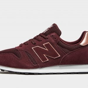 New Balance 373 Burgundy / Rose Gold
