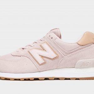 New Balance 574 Vaaleanpunainen