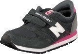 New Balance KE420GEY Grey/Pink
