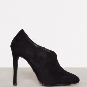 New Look Suedette Seam Side Boot Bootsit Black