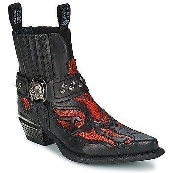 New Rock WANTED bootsit