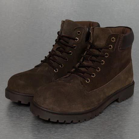 New York Style Vapaa-ajan kengät Ruskea