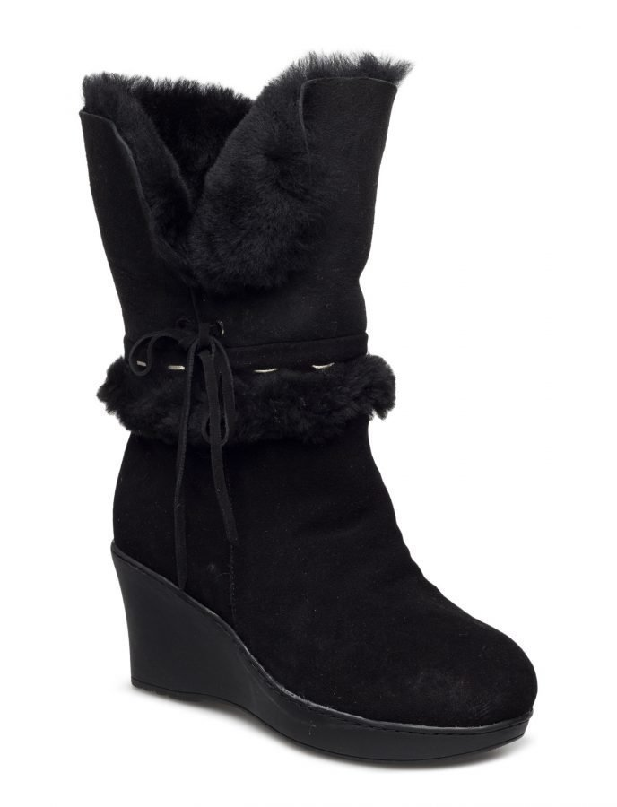 New Zealand Boots Wedge Boot
