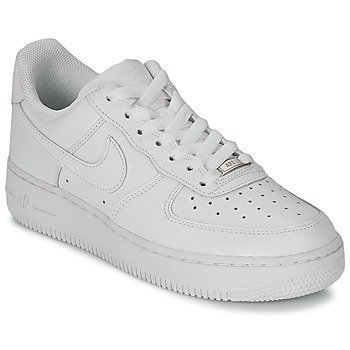 Nike AIR FORCE 1 07 LEATHER W matalavartiset tennarit