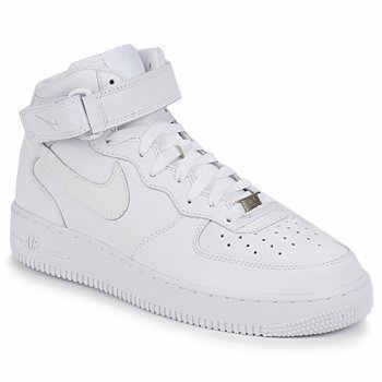 Nike AIR FORCE 1 MID 07 LEATHER korkeavartiset tennarit